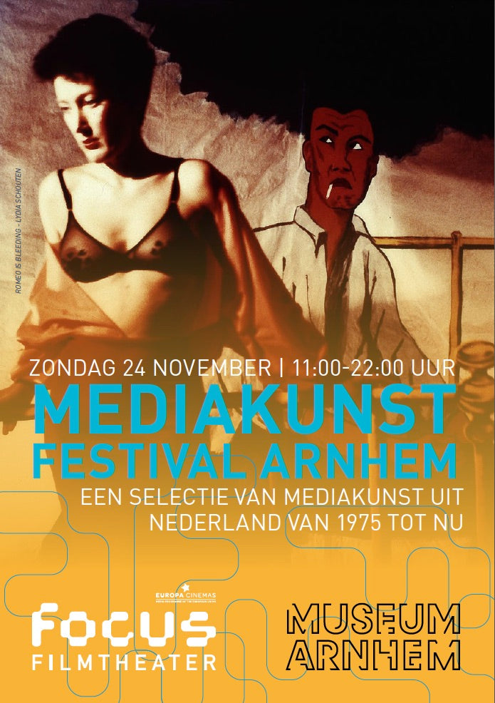 24.11.2019 and 28.11.2019 Mediakunst Festival Arnhem