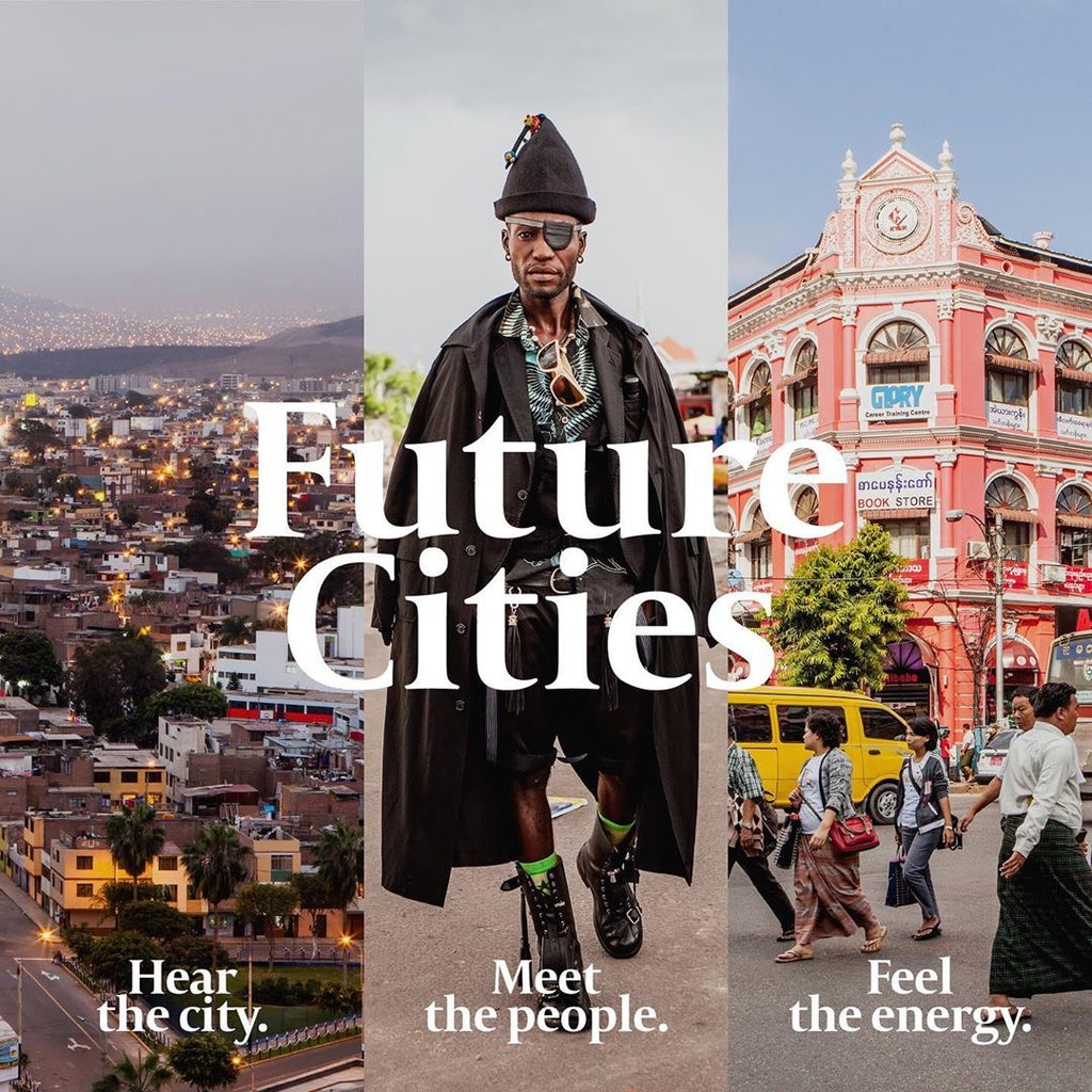 Make it happen - Future Cities Boek