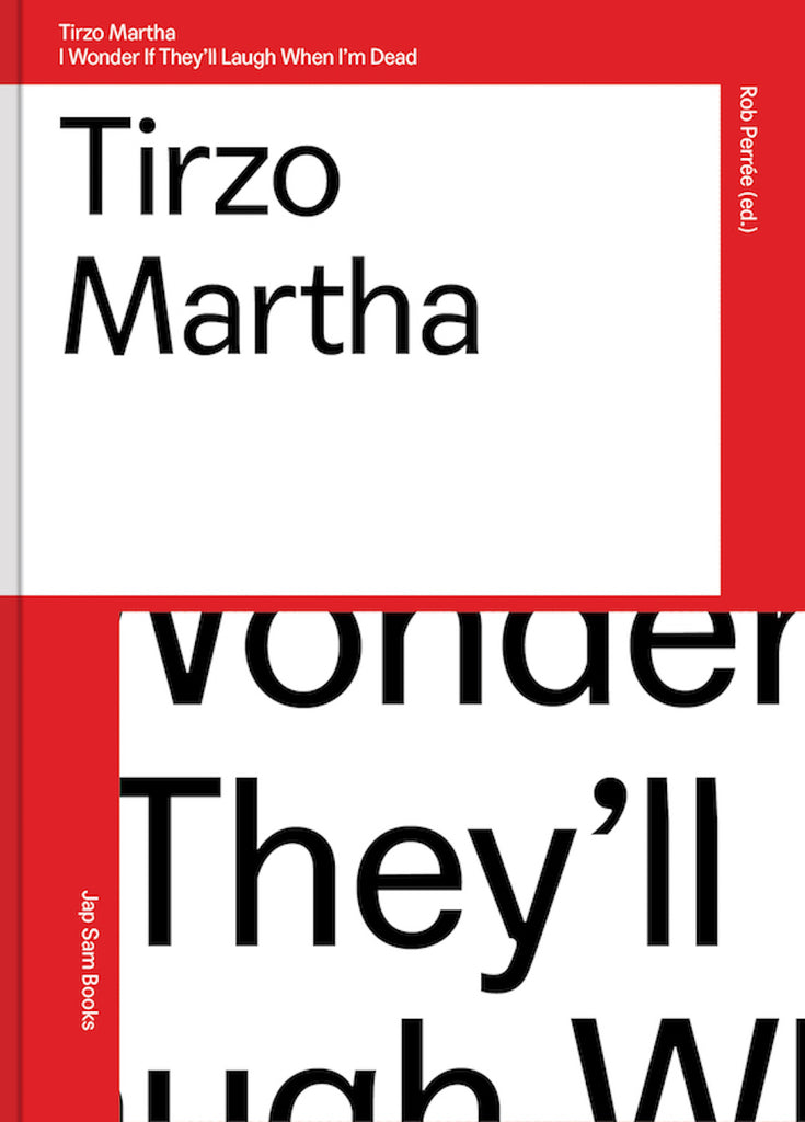 10.11.2017 - Book launch Tirzo Martha – I wonder if they'll laugh when I'm dead