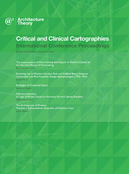 Critical and Clinical Cartographies