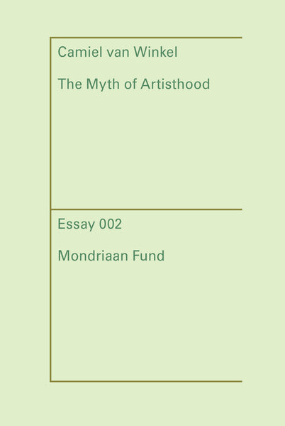 The Myth of Artisthood