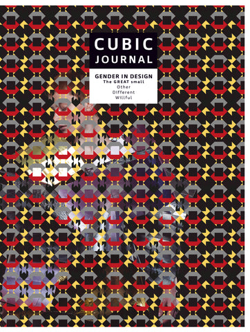 CUBIC JOURNAL issue #2  Gender in Design