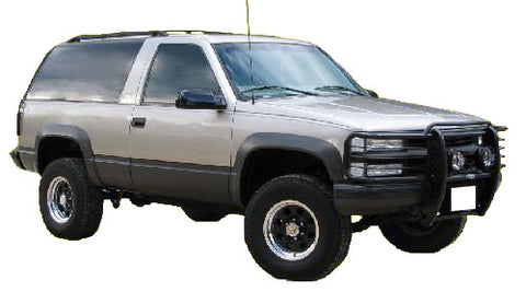 Chevrolet Blazer 2 Door Full Size Factory Style Fender Flares (1992-1994)