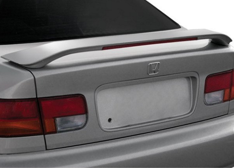 Honda Civic 2-Dr Factory Post Lighted Spoiler (1996-2000) - DAR Spoilers