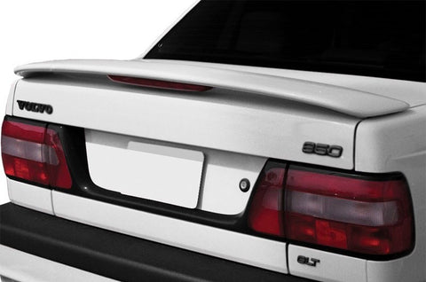 Volvo 850/940/960 Factory Post Lighted Spoiler (1991-1998) - DAR Spoilers