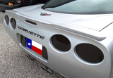 "Chevrolet Corvette (C5) ""C6 Style"" Custom Lip No Light Spoiler (1997-2004) - DAR Spoilers"