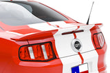"Ford Mustang ""Boy Racer Style"" Factory Flush No Light Spoiler (2010-2014) - DAR Spoilers"