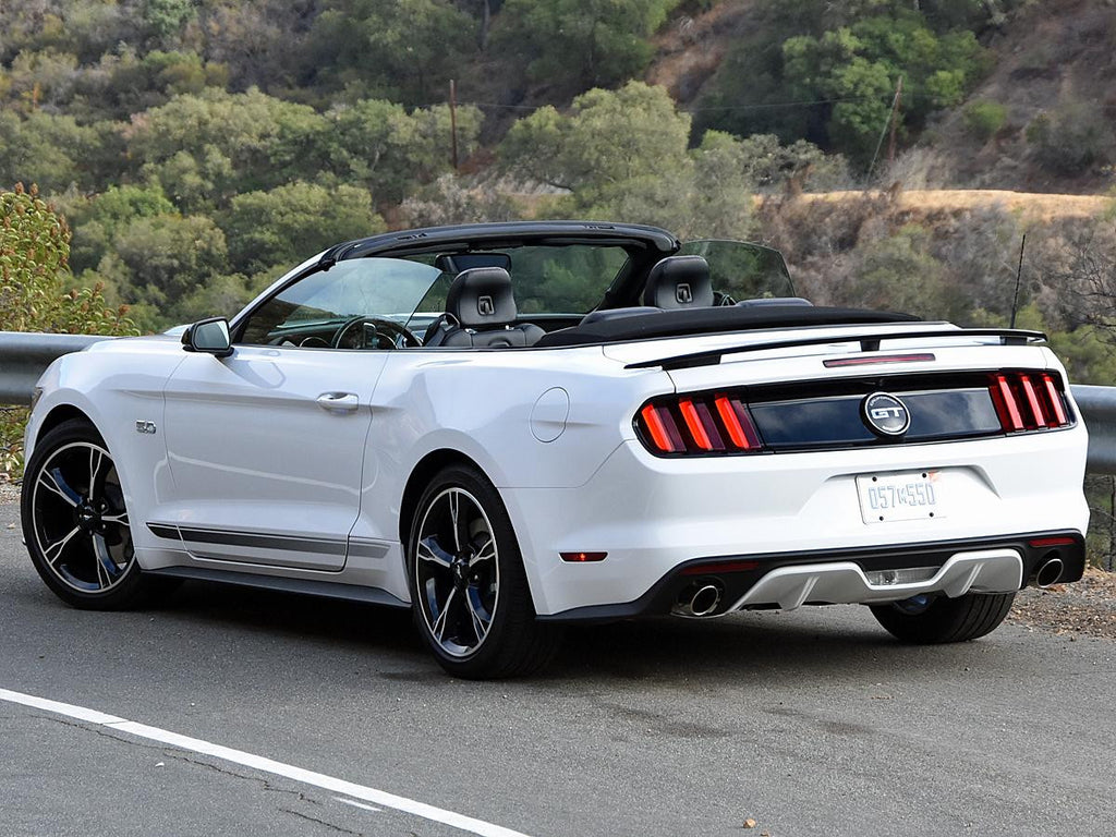 Ford mustang convertible california special 3post no light custom 2015 and up