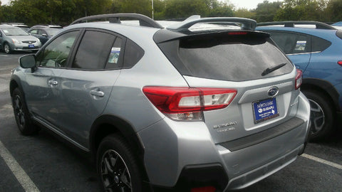 Subaru XV Crosstrek Custom 2post No Light Spoiler (2018 and Up) - DAR Spoilers