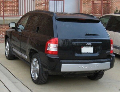 Jeep Compass Custom Roof Spoiler with Light (2007 AND UP) - DAR Spoilers