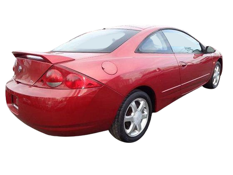 Mercury Cougar Factory Post No Light Spoiler (1999-2003)