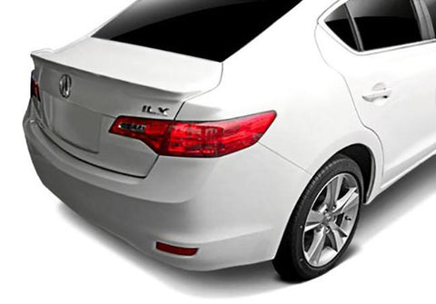 Acura ILX Factory Flush No Light Spoiler (2013-2018) - DAR Spoilers
