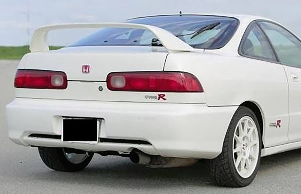 Acura Integra Type R Factory Post No Light Spoiler - Acura integra type r wing
