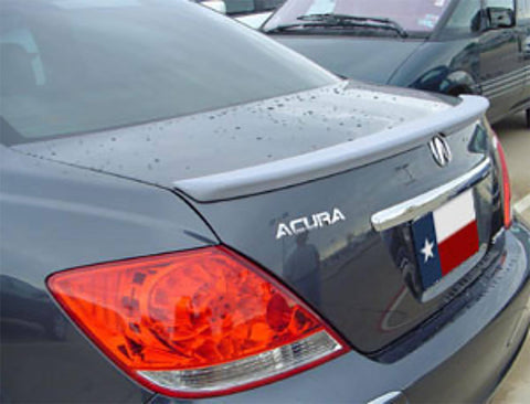 Acura RL Factory Lip No Light Spoiler (2005-2008) - DAR Spoilers
