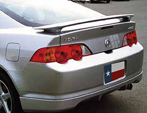 Acura RSX Factory Post No Light Spoiler (2002-2006) - DAR Spoilers