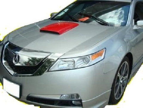 Rear Spoilers - Acura TL Custom Hood Scoop (2009-2014)