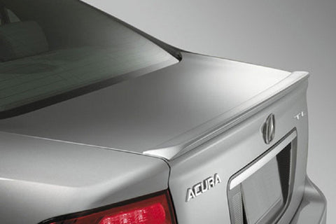 Acura TL Factory Lip No Light Spoiler (2004-2008) - DAR Spoilers
