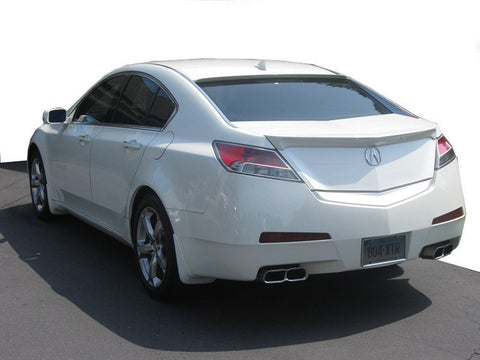 Acura TL Factory Lip No Light Spoiler (2009-2014) - DAR Spoilers