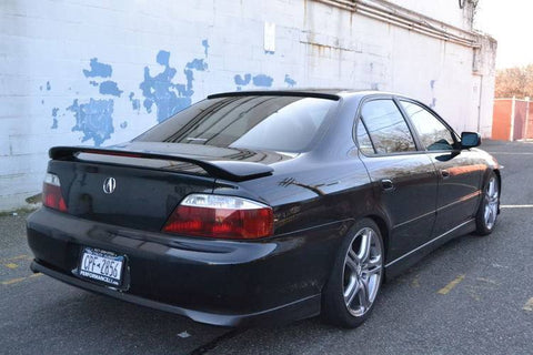 Acura TL Factory Post Lighted Spoiler (1999-2003) - DAR Spoilers