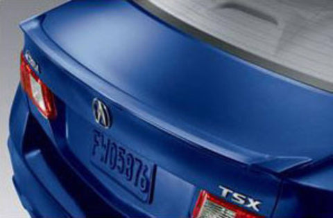 Rear Spoilers - Acura TSX Factory Lip No Light Spoiler (2009 And UP)