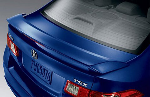 Rear Spoilers - Acura TSX Factory Post Lighted Spoiler (2009 And UP)