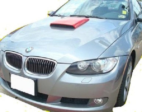 Rear Spoilers - BMW 3 Series 2Dr Custom Hood Scoop (2007-2013)