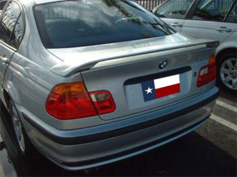 BMW 3 Series 4Dr Factory Post No Light Spoiler (1999-2005) - DAR Spoilers