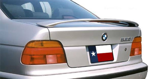BMW 5 Series Factory Post Lighted Spoiler (1999-2003) - DAR Spoilers
