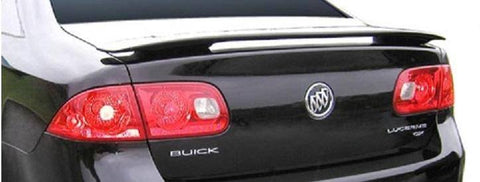 Buick Lucerne Custom Post No Light Spoiler (2006 and UP) - DAR Spoilers