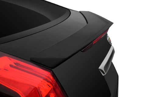 Cadillac CTS Coupe (Not V-Type) Factory Flush No Light Spoiler (2011-2014) - DAR Spoilers