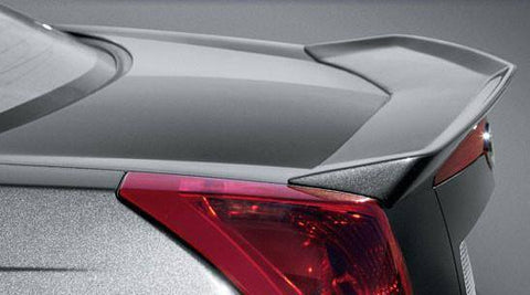 Rear Spoilers - Cadillac CTS Factory Post No Light Spoiler (2003-2007)