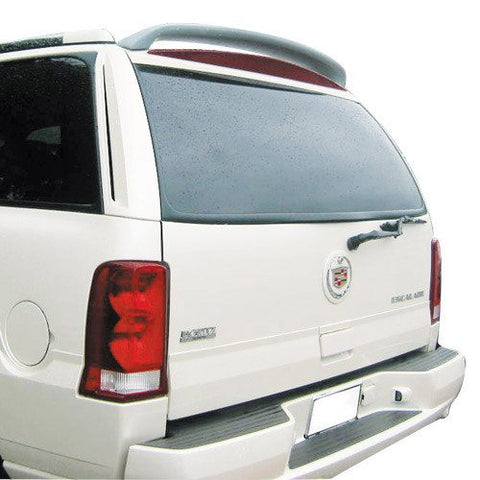 Cadillac Escalade Custom Roof No Light Spoiler (2002-2006) - DAR Spoilers