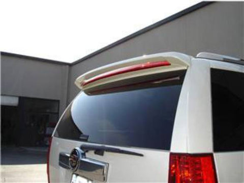 Cadillac Escalade Custom Roof No Light Spoiler (2008 and UP) - DAR Spoilers