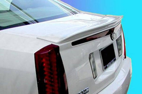 Cadillac STS Factory Flush No Light Spoiler (2005-2011) - DAR Spoilers