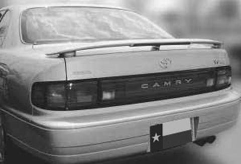 Rear Spoilers - Chevrolet Beretta Custom Post Lighted Spoiler (1989-1995)