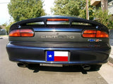 Rear Spoilers - Chevrolet Camaro Factory 4Post Lighted Spoiler (1993-2002)