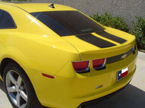 Chevrolet Camaro Factory Lip No Light Spoiler (2010-2013) - DAR Spoilers