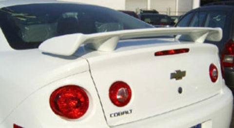 Chevrolet Cobalt 2Dr Custom Post No Light Spoiler (2005-2010) - DAR Spoilers