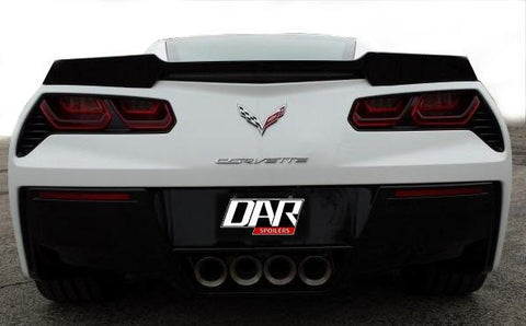 "Bill Dodge Bmw >> Chevrolet Corvette (C7) ""Wickerbill"" Inspired Custom Flush No Light Sp – DAR Spoilers"