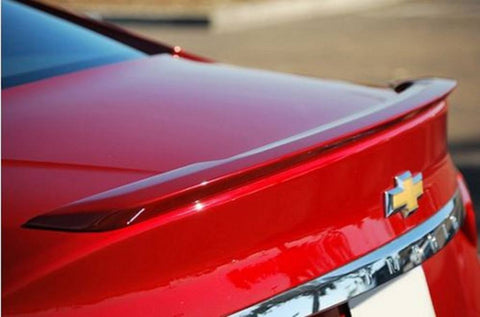 Chevrolet Impala (Not Ltd) Factory Lip No Light Spoiler (2014 and UP) - DAR Spoilers