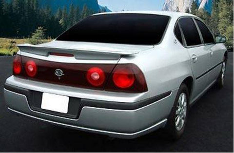 Chevrolet Impala SS Factory Flush No Light Spoiler (2000-2005) - DAR Spoilers