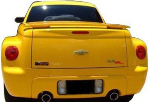 Chevrolet SSR Custom Post No Light Spoiler (2004-2006) - DAR Spoilers