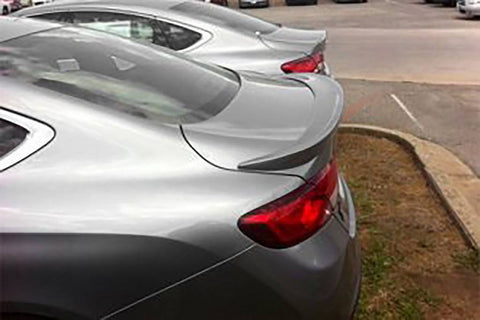 Rear Spoilers - Chrysler 200 Custom Flush No Light Spoiler (2015 And UP)