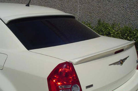 Chrysler 300 Custom Window No Light Spoiler (2005-2010) - DAR Spoilers