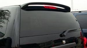 Chrysler Aspen Custom Roof No Light Spoiler (2006-2009) - DAR Spoilers