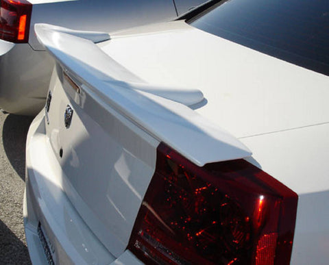 Dodge Charger 500 Custom Flush No Light Spoiler (2006-2010) - DAR Spoilers