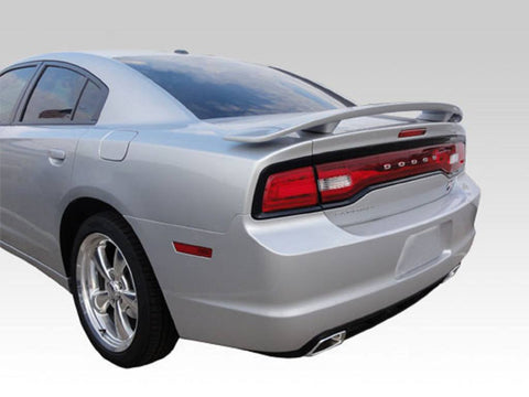Dodge Charger Factory Post No Light Spoiler (2011 and UP) - DAR Spoilers