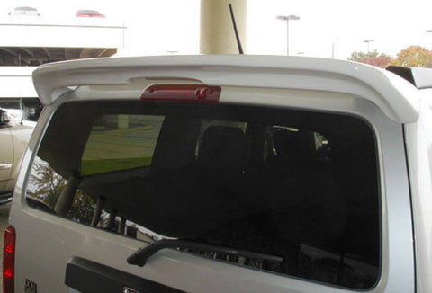 Dodge Nitro (Large) Custom Roof No Light Spoiler (2007-2011) - DAR Spoilers