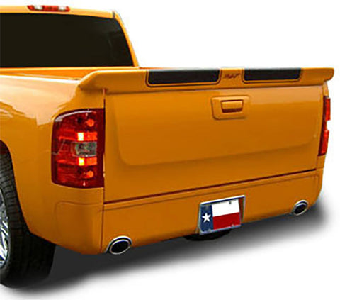 Dodge Ram Pick-Up Custom Tailgate No Light Spoiler (1994-2001) - DAR Spoilers