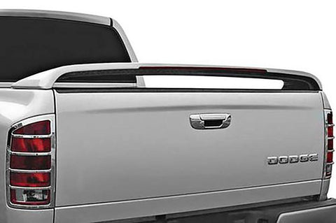 Rear Spoilers - Dodge Ram Pick-Up SRT-10 Factory Post Lighted Spoiler (2002-2008)